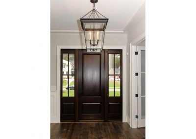Loyd Buidlers Modern Farmhouse 002 Foyer