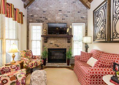 Loyd Builders Chadbourne Lot 15 016 Family Room