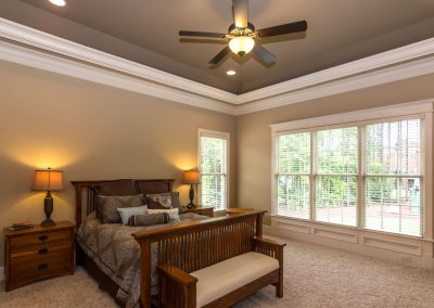 Loyd Builders Chadbourne Lot 15 023 Master Bedroom