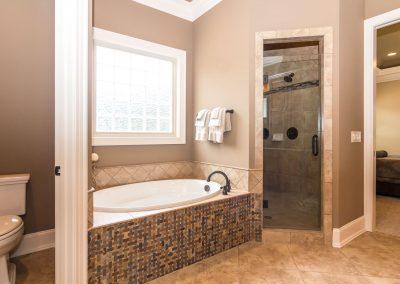 Loyd Builders Chadbourne Lot 15 024 Master Bathroom