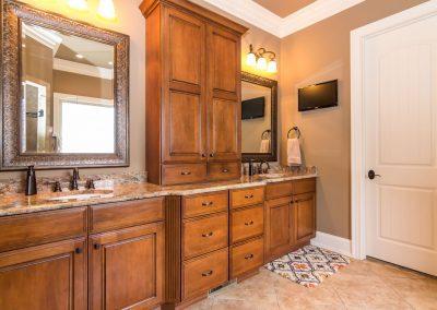 Loyd Builders Chadbourne Lot 15 025 Master Bathroom