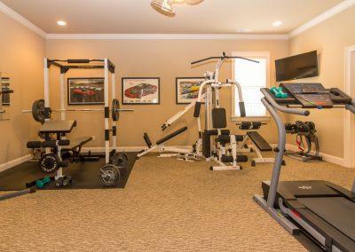 Loyd Builders Chadbourne Lot 15 038 Gym