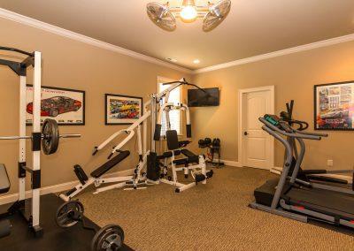 Loyd Builders Chadbourne Lot 15 039 Gym