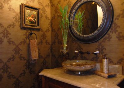 Loyd Builders Colvard Farm Lot 96 025 Powder Room