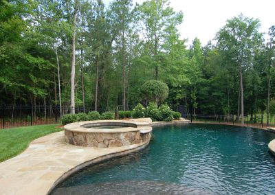 Loyd Builders Colvard Farm Lot 96 037 Pool 1
