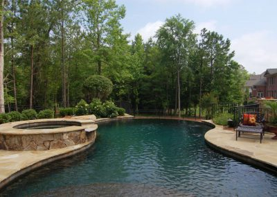 Loyd Builders Colvard Farm Lot 96 038 Pool 2