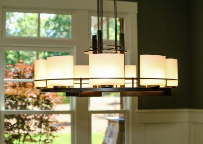 Loyd Builders Hill Of Rosemont Lot 45 007 Dining Room Lighting