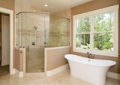 Loyd Builders Hill Of Rosemont Lot 45 025 Soaking Tub