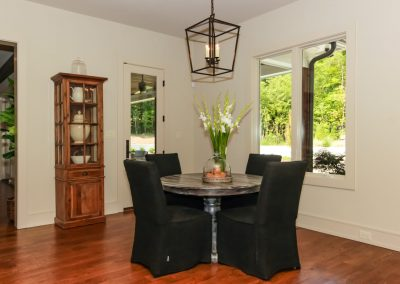 Loyd Builders Hills Of Rosemont Lot 63 013 Breakfast Room