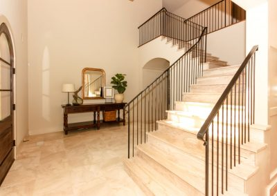 Loyd Builders Hills Of Rosemont Lot 63 030 Foyer Stairs
