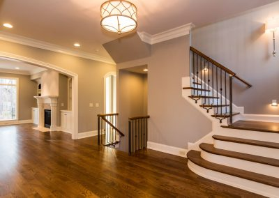 Loyd Builders MacGregor Downs Lot 168 003 Foyer