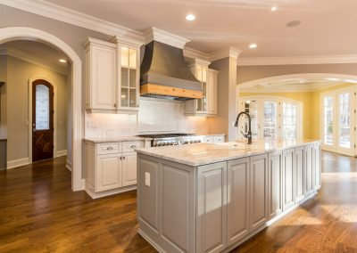 Loyd Builders MacGregor Downs Lot 168 017 Kitchen