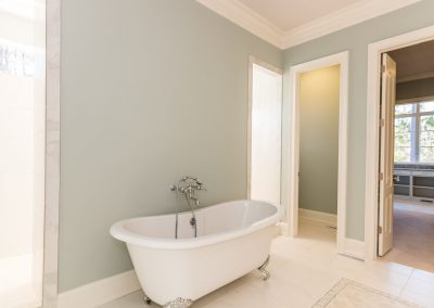 Loyd Builders MacGregor Downs Lot 168 030 Master Bathroom