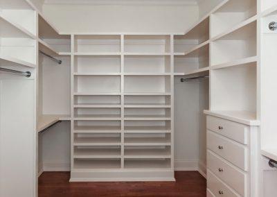 Loyd Builders MacGregor Downs Lot 249 016 Master Closet