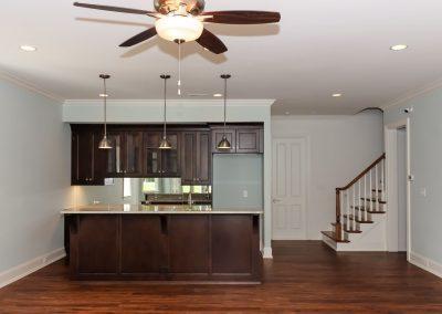 Loyd Builders MacGregor Downs Lot 249 018 Basement Kitchen 1