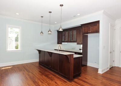 Loyd Builders MacGregor Downs Lot 249 019 Basement Kitchen 2