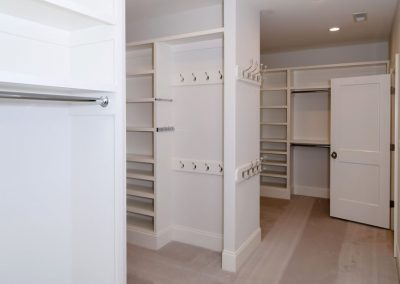 Loyd Builders MacGregor Downs Lot 350 026 Master Closet