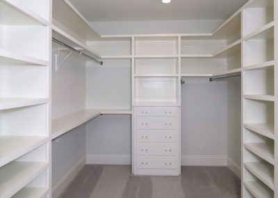 Loyd Builders MacGregor Downs Lot 350 027 Master Closet2