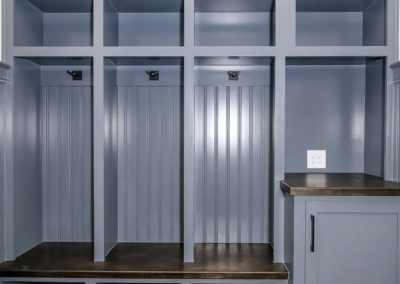 Loyd Builders MacGregor Downs Lot 350 031 Mudroom3