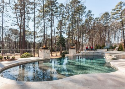Loyd Builders MacGregor Lot 243 027 Pool