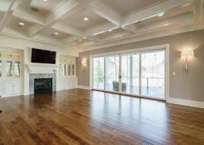 Loyd Builders MacGregor Lot 465 016 Living Room