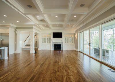 Loyd Builders MacGregor Lot 465 017 Living Room