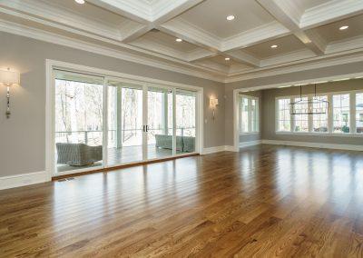 Loyd Builders MacGregor Lot 465 020 Living Room
