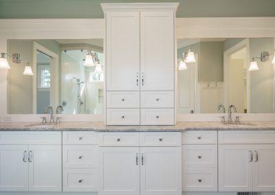 Loyd Builders MacGregor Lot 465 028 Master Bathroom