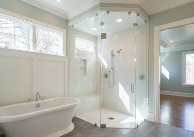 Loyd Builders MacGregor Lot 465 029 Master Bathroom