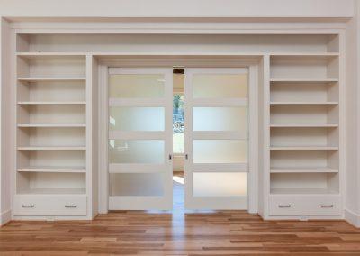 Loyd Builders Modern Flair 007 Living Room Doors