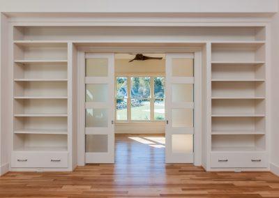 Loyd Builders Modern Flair 008 Living Room Doors