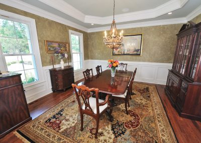 Loyd Builders Newstead Manor Lot 1A 006 Dining Room