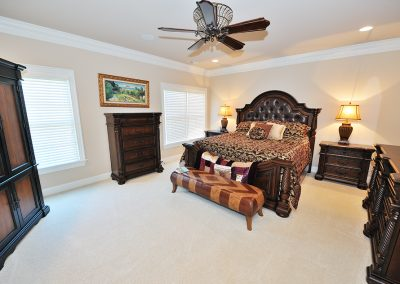 Loyd Builders Newstead Manor Lot 1A 013 Master Bedroom