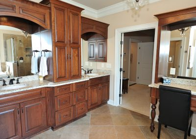 Loyd Builders Newstead Manor Lot 1A 015 Master Bath