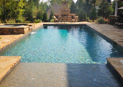 Loyd Builders Newstead Manor Lot 1A 022 Pool