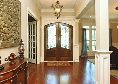 Loyd Builders Newstead Manor Lot 4 004 Foyer
