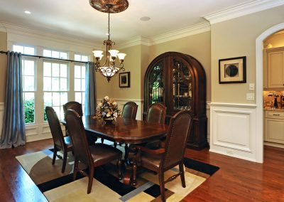 Loyd Builders Newstead Manor Lot 4 005 Dining Room
