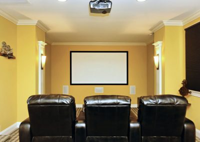 Loyd Builders Newstead Manor Lot 4 021 Theater Room