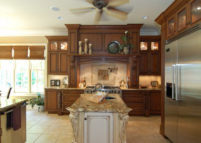 Loyd Builders Newstead Manor Lot 7 017 Kitchen