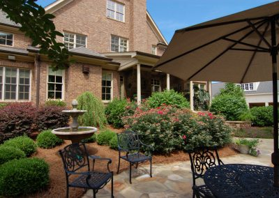 Loyd Builders Newstead Manor Lot 7 030 Patio