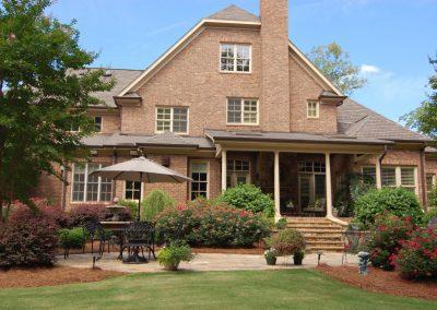 Loyd Builders Newstead Manor Lot 7 038 Back Exterior