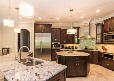 Loyd Builders North Raleigh Mediterranean 007 Kitchen
