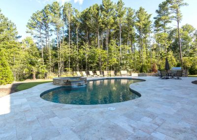 Loyd Builders North Raleigh Mediterranean 032 Pool