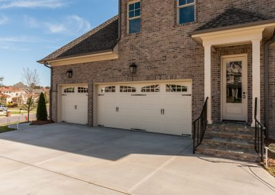 Loyd Builders Regency Lot 58 042 Garage