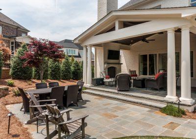 Loyd Builders Renaissance Lot 46 039 Patio