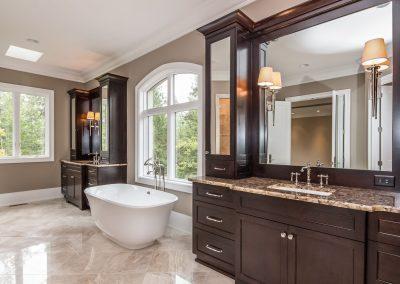 Loyd Builders Rosemont Estate 026 Master Bathroom