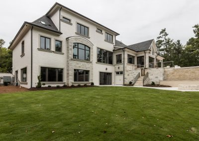 Loyd Builders Rosemont Estate 060 Exterior Back