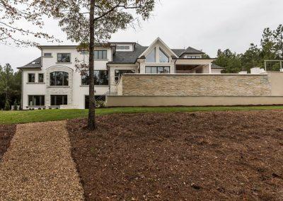 Loyd Builders Rosemont Estate 061 Exterior Back
