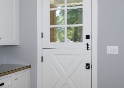 Loyd Builders Suburban Farmhouse 012 Dutch Door
