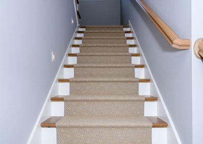 Loyd Builders Suburban Farmhouse 027 Stairs